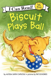 Biscuit Plays Ball av Alyssa Satin Capucilli (Innbundet)