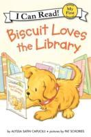 Biscuit Loves the Library av Alyssa Satin Capucilli (Heftet)
