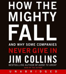 How the Mighty Fall CD av James C Collins og Jim Collins (Lydbok-CD)