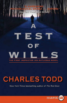 A Test of Wills av Charles Todd (Heftet)