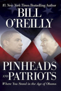 Pinheads and Patriots av Bill O'Reilly (Innbundet)