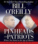 Pinheads and Patriots CD av Bill O'Reilly (Lydkassett)