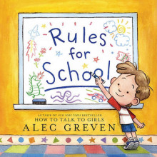 Rules for School av Alec Greven (Innbundet)