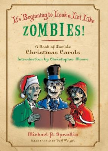 It's Beginning to Look a Lot Like Zombies av Michael P. Spradlin (Heftet)