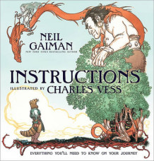 Instructions av Neil Gaiman (Innbundet)