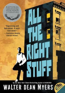 All The Right Stuff av Walter Dean Myers (Heftet)