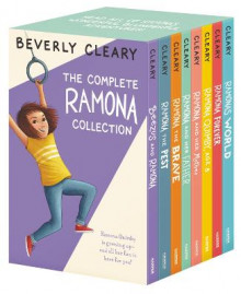 The Complete Ramona Collection av Beverly Cleary (Heftet)
