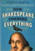 How Shakespeare Changed Everything av Stephen Marche (Heftet)