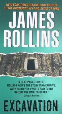 Excavation av James Rollins (Heftet)