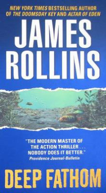 Deep Fathom av James Rollins (Heftet)
