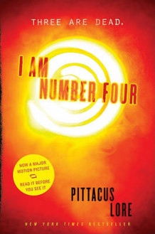 I Am Number Four av Pittacus Lore (Innbundet)