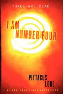 I Am Number Four av Pittacus Lore (Heftet)