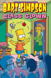 Bart Simpson Class Clown av Matt Groening (Heftet)