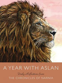 A Year with Aslan av C. S. Lewis (Innbundet)