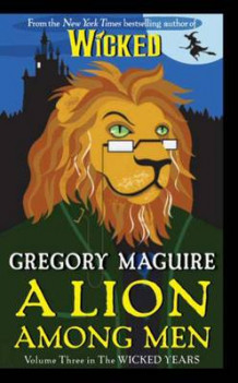 A Lion Among Men av Gregory Maguire (Heftet)