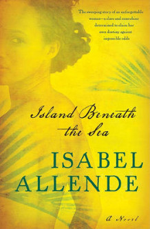 Island Beneath the Sea av Isabel Allende (Innbundet)