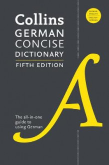 Collins German Concise Dictionary (Heftet)