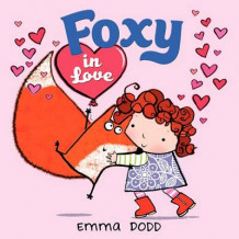 Foxy in Love av Emma Dodd (Innbundet)