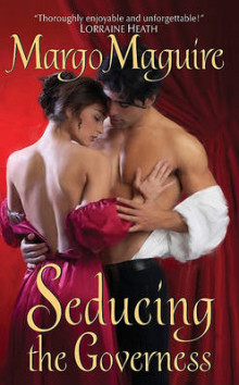 Seducing the Governess av Margo Maguire (Heftet)