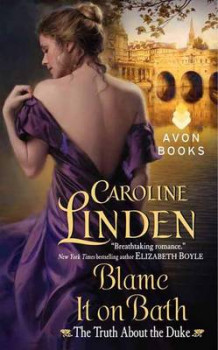 Blame it on Bath av Caroline Linden (Heftet)