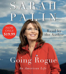 Going Rogue av Sarah Palin (Lydbok-CD)
