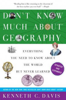 Don't Know Much about Geography av Kenneth C Davis (Heftet)