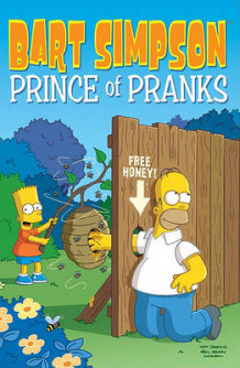 Bart Simpson: Prince of Pranks av Matt Groening (Heftet)