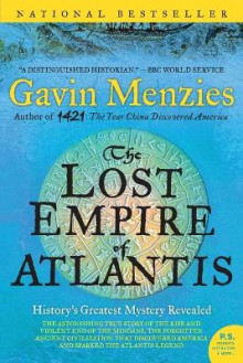 The Lost Empire of Atlantis av Gavin Menzies (Heftet)
