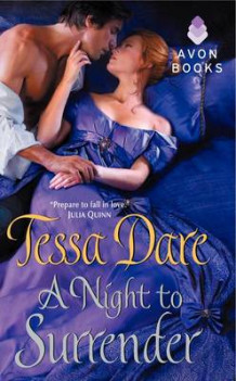 A Night to Surrender av Tessa Dare (Heftet)