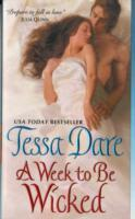 A Week to be Wicked av Tessa Dare (Heftet)
