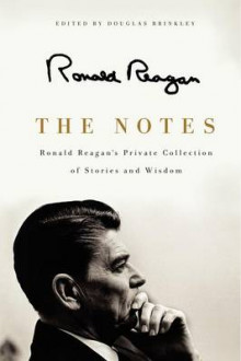 The Notes av Ronald Reagan og Douglas Brinkley (Heftet)