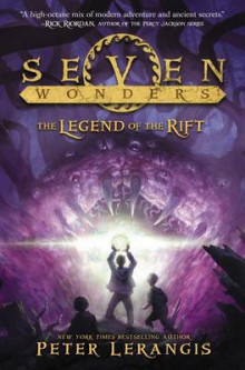 Seven Wonders Book 5: The Legend of the Rift av Peter Lerangis (Innbundet)