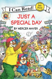 Just a Special Day av Mercer Mayer (Innbundet)
