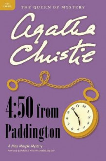 4:50 from Paddington av Agatha Christie (Heftet)