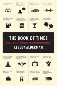 The Book of Times av Lesley Alderman (Heftet)