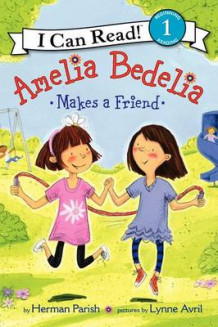 Amelia Bedelia Makes a Friend av Herman Parish (Heftet)