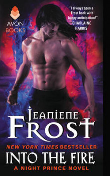 Into the Fire av Jeaniene Frost (Heftet)
