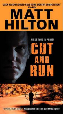 Cut and Run av Matt Hilton (Heftet)