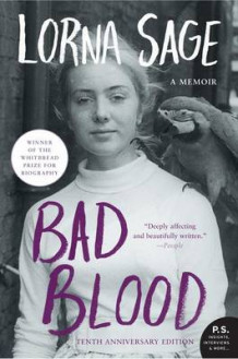 Bad Blood av Lorna Sage (Heftet)