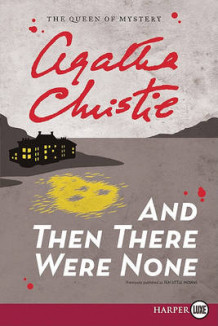 And Then There Were None av Agatha Christie (Heftet)