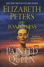 The Painted Queen av Joan Hess og Elizabeth Peters (Innbundet)
