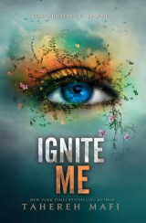 Omslag - Ignite Me