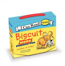 Biscuit: More Phonics Fun av Alyssa Satin Capucilli (Heftet)