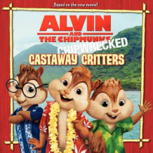 Alvin and the Chipmunks: Chipwrecked: Castaway Critters av J. E. Bright (Heftet)