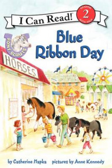 Blue Ribbon Day av Catherine Hapka (Innbundet)
