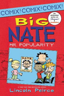 Big Nate: Mr. Popularity av Lincoln Peirce (Heftet)