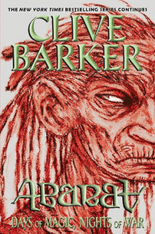 Abarat: Days of Magic, Nights of War av Clive Barker (Heftet)