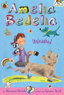 Amelia Bedelia Unleashed av Herman Parish (Innbundet)