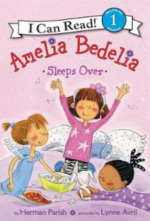 Amelia Bedelia Sleeps Over av Herman Parish (Heftet)