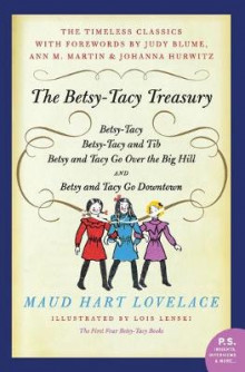 The Betsy-Tacy Treasury av Maud Hart Lovelace (Heftet)